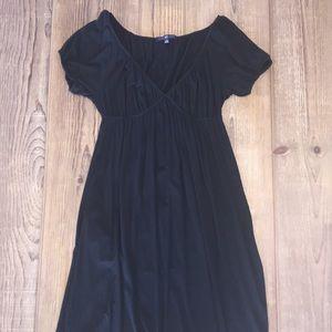 GAP Knit Summer Dress - Black - Like New! XS